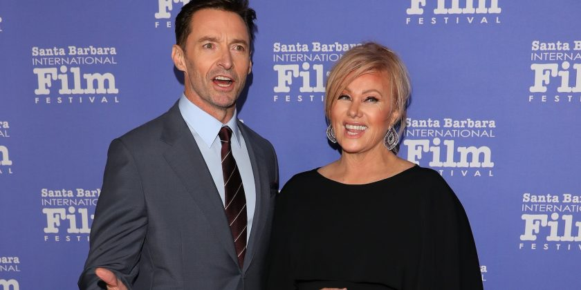 Hugh Jackman's Wife Tried to Dump Him Early in Their Relationship