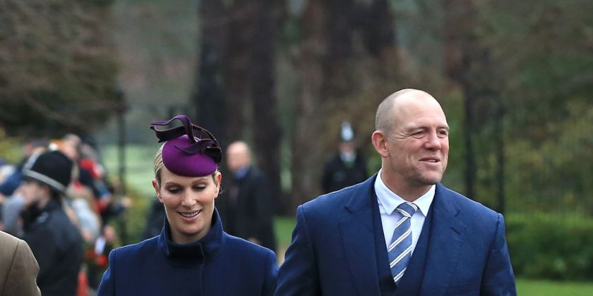 Queen's Christmas gesture to Zara and Mike Tindall after miscarriage