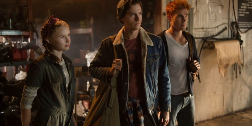 These Riverdale Season 3 Episode 8 Photos Show Jughead S Mom