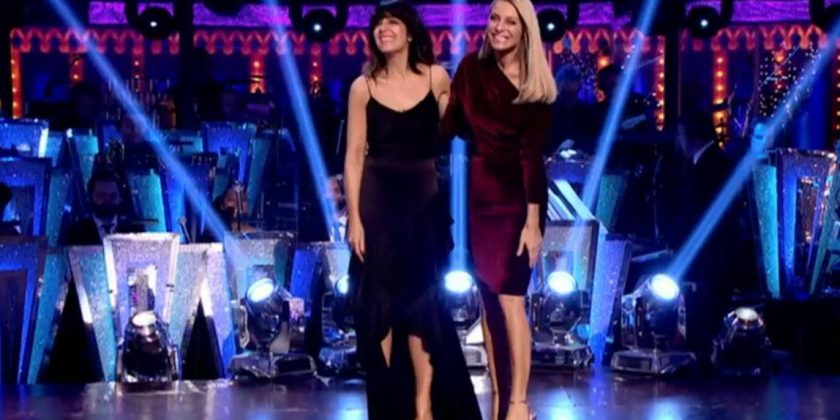 64dd33ad2190 How to get Claudia Winkleman and Tess Daly's Strictly Come Dancing looks  for less