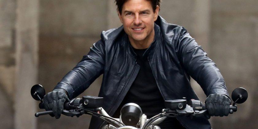 Tom Cruise Training