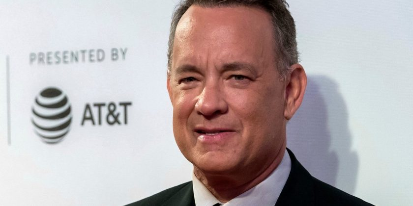 Tom Hanks surprises customers at In-N-Out restaurant in