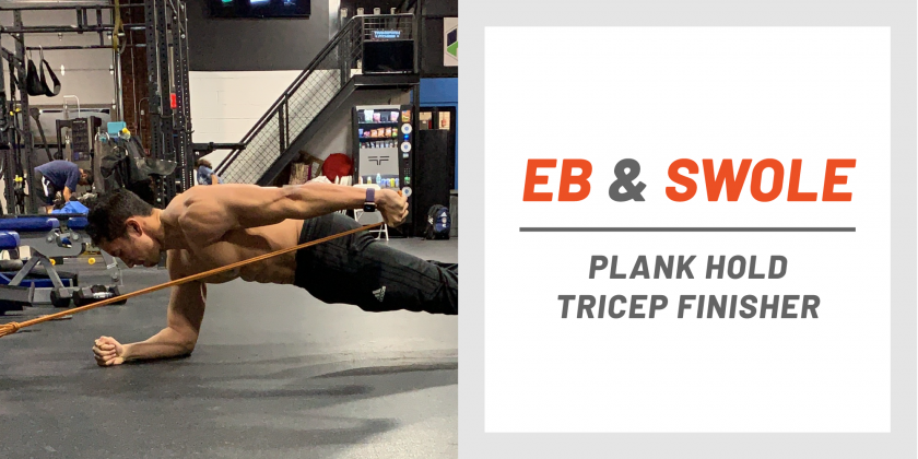 Put Your Triceps and Core to the Test With This Plank Finisher