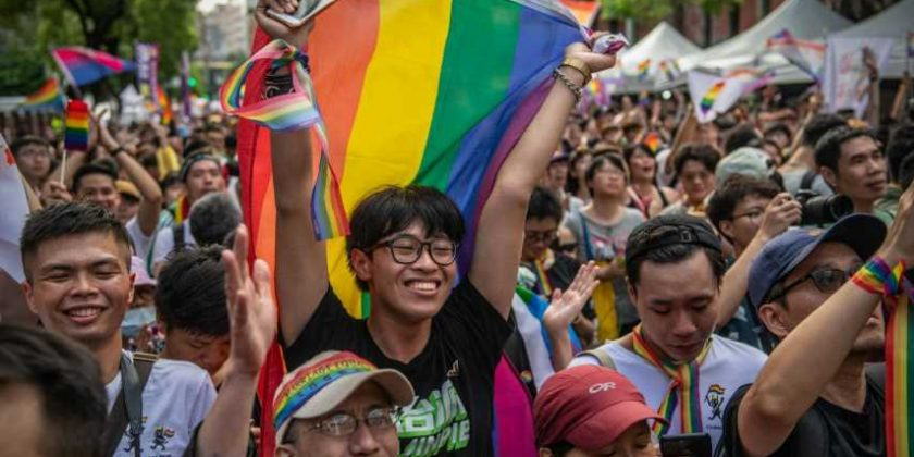 Taiwan weighs whether to become the first country in Asia