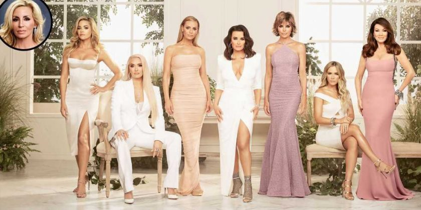 Camille Had a 'Full Breakdown' at 'RHOBH' Reunion — And ...