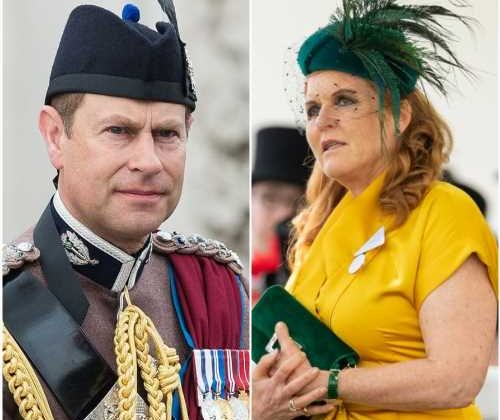 The Reason Sarah Ferguson Feuded With Prince Andrew S Younger Brother Prince Edward Happy Lifestyle Inc