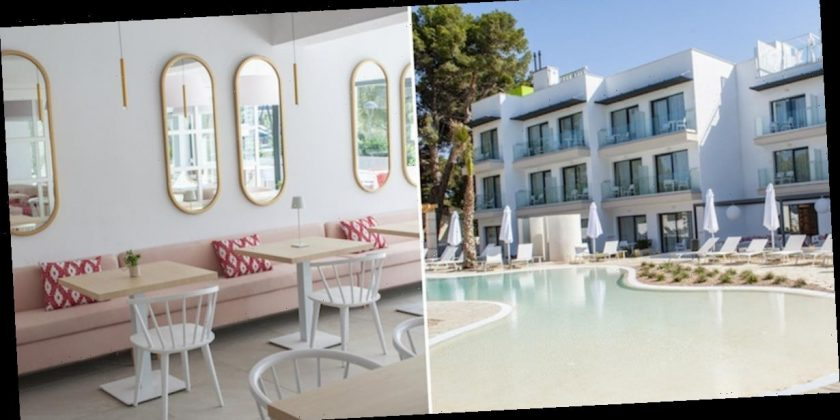 outlet on sale super cute large discount The Som Dona Women-Only Hotel Is Meant For Your Next Squad ...
