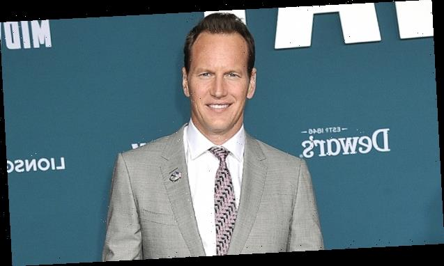 Patrick Wilson, 47, Goes Shirtless To Cook At Home & Fans ...