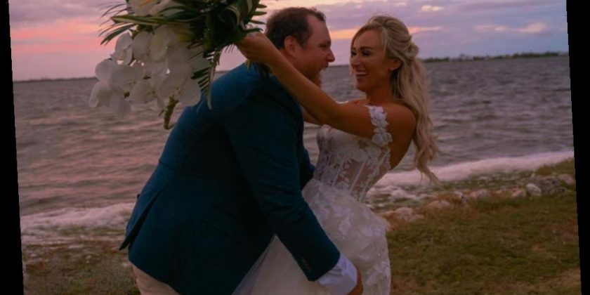 Luke Combs And Nicole Hocking Get Married Happy Lifestyle Inc